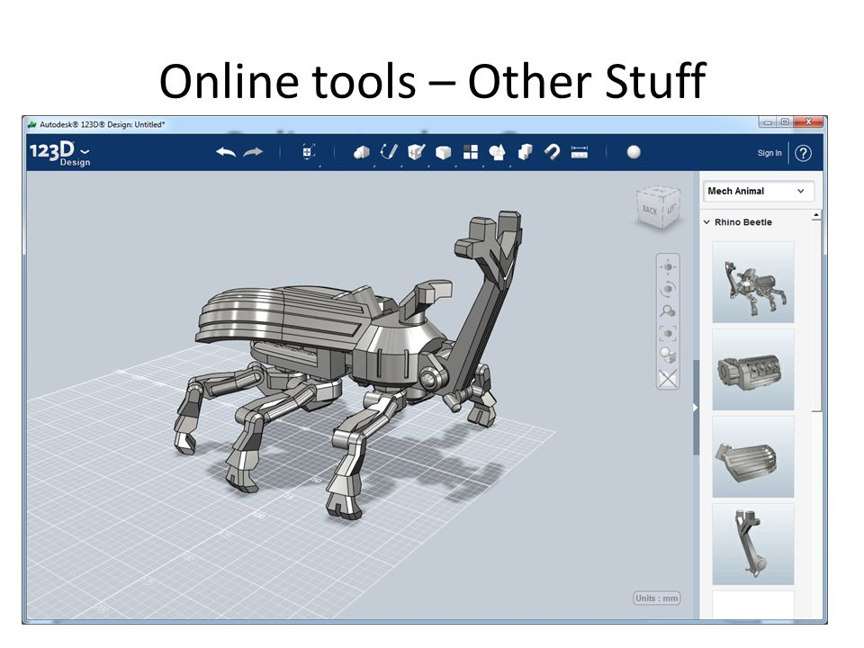 Online tools – Other Stuff