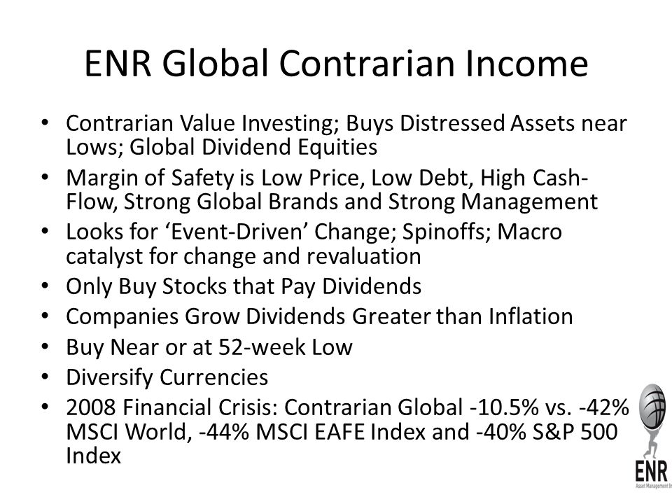 ENR Global Contrarian Income