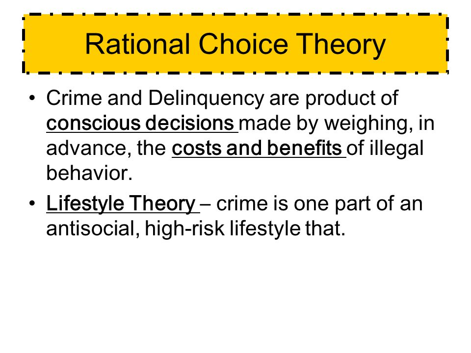how the control theory and the social learning theory can acquire criminal behaviors Social process and learning theories   lombroso's born criminal theory, goddard's feeblemindedness theory, sheldon's body type  everyday behaviors.