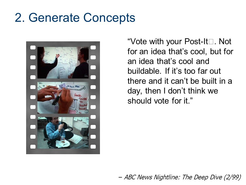2. Generate Concepts