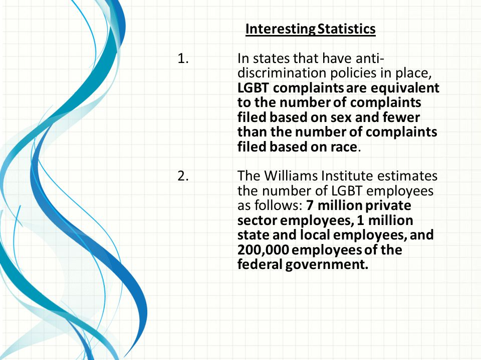 Interesting Statistics