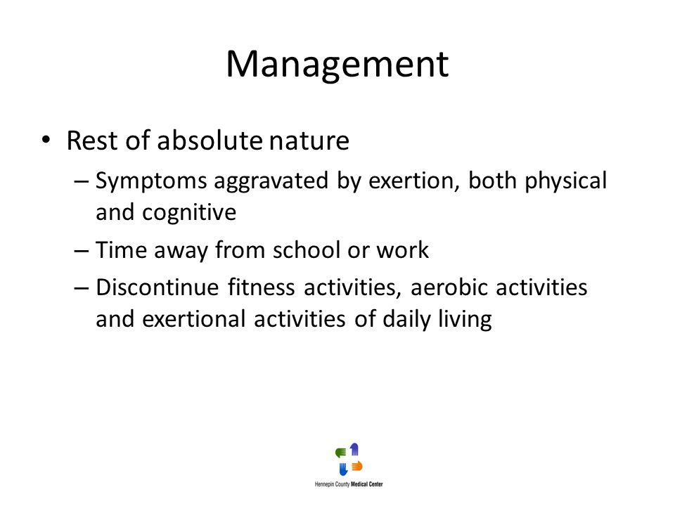 Management Rest of absolute nature