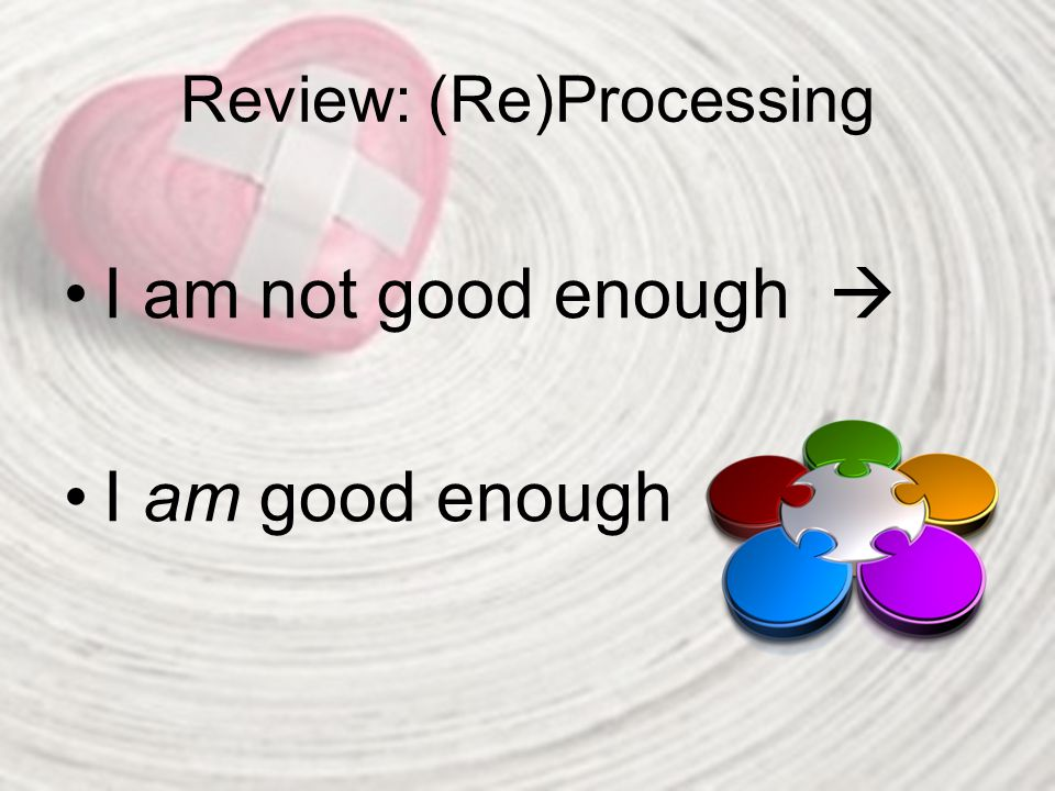 Review: (Re)Processing