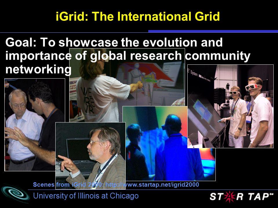 iGrid: The International Grid
