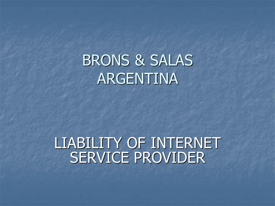 BRONS & SALAS ARGENTINA