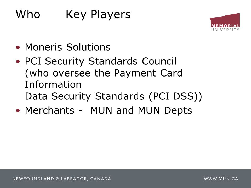 Who Key Players Moneris Solutions