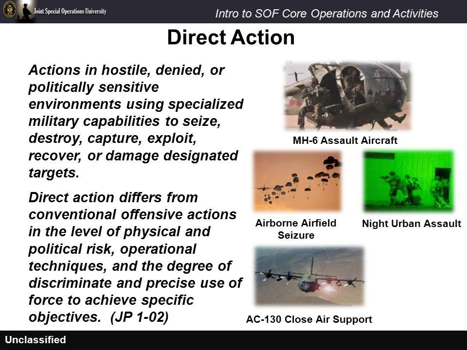Airborne Airfield Seizure