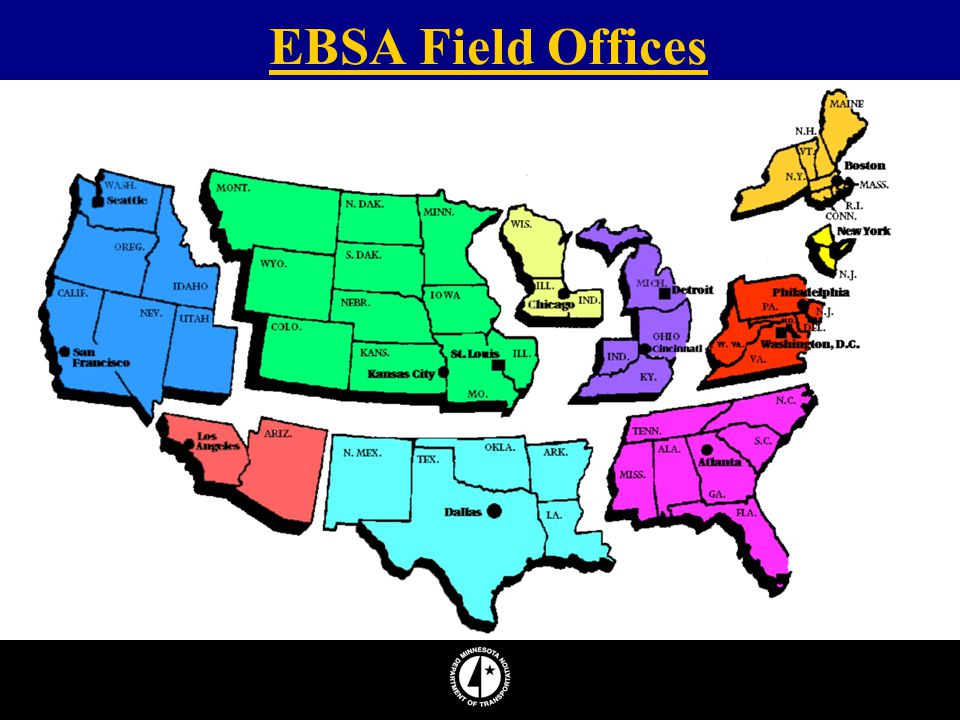 EBSA Field Offices