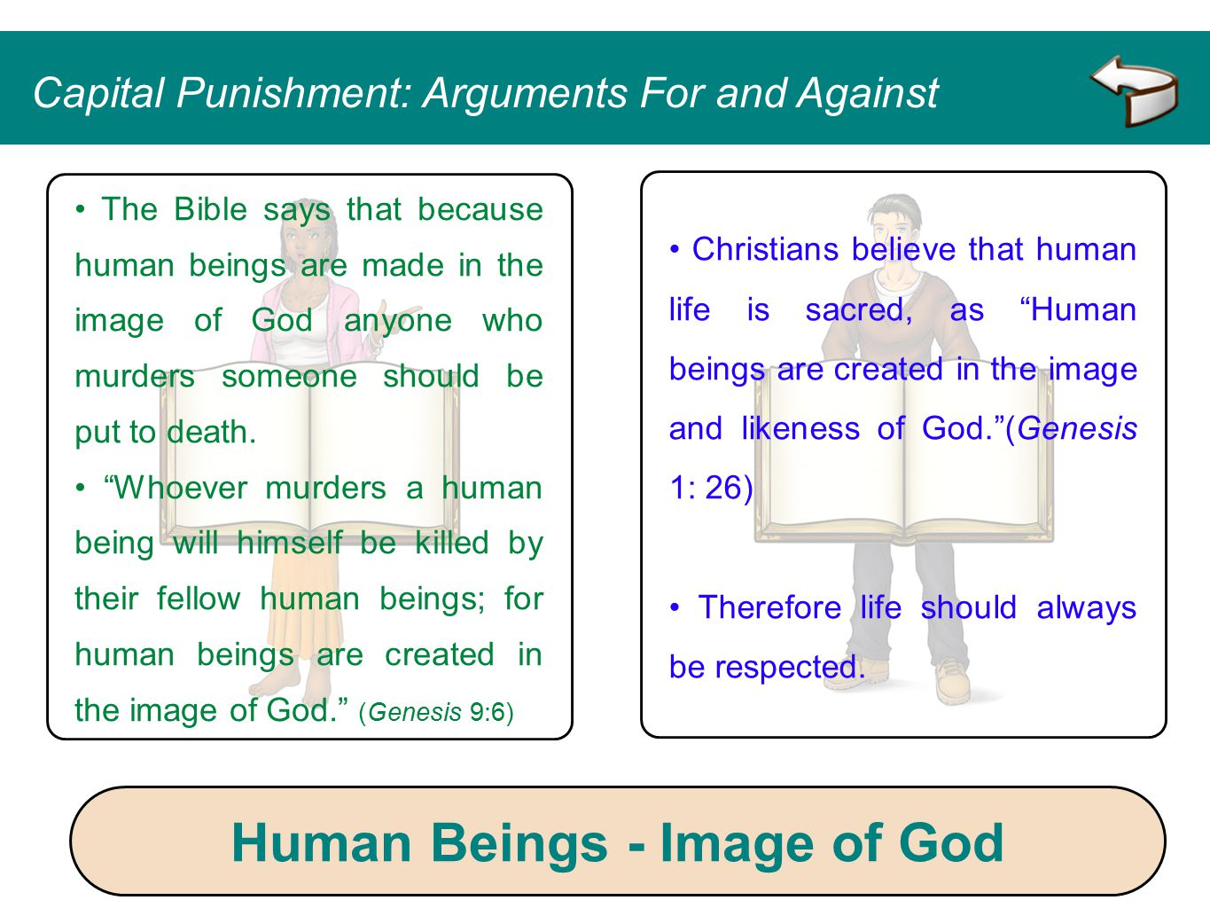 Human Beings - Image of God