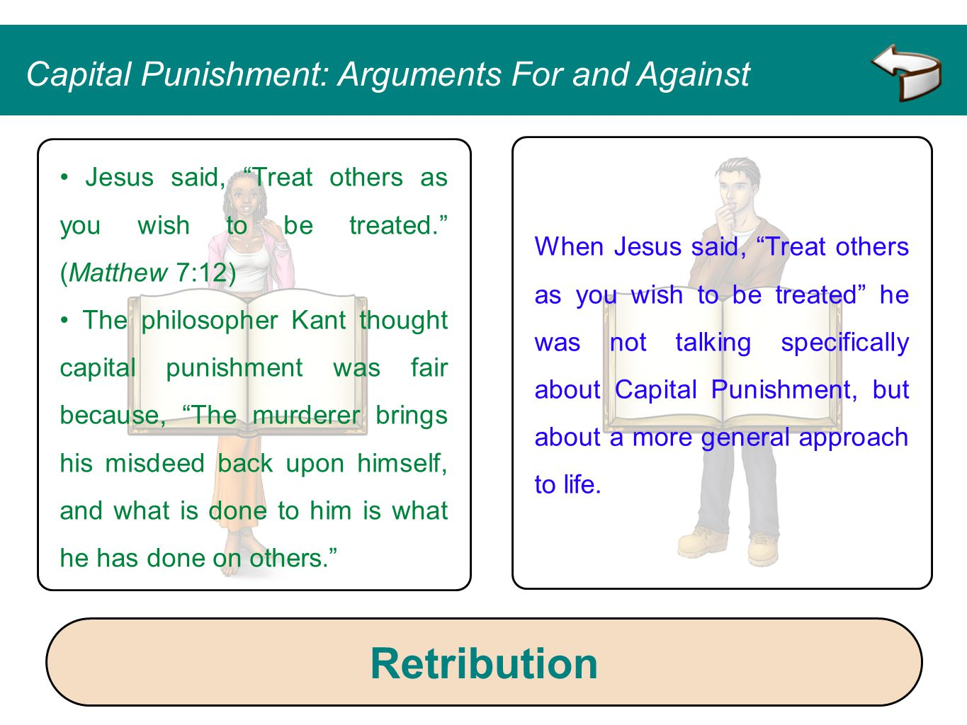 Arguments against capital punishment