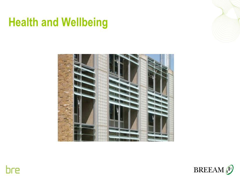 Health and Wellbeing Typically 60m² per 30 children