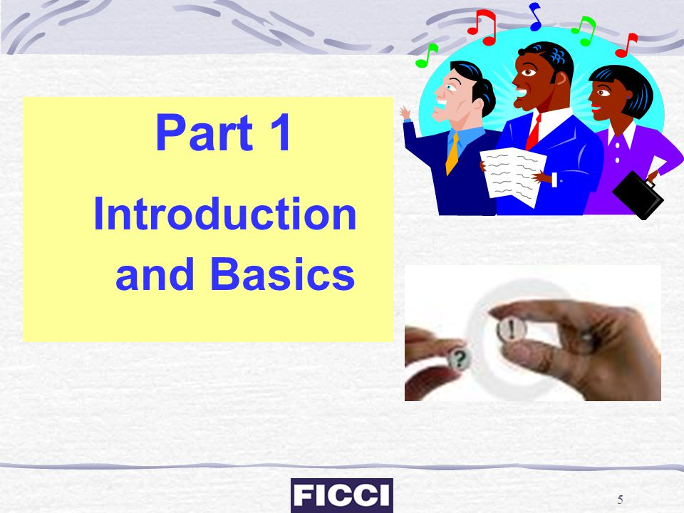 Introduction and Basics