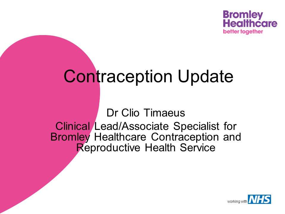 Sexual and reproductive health clinic bromley