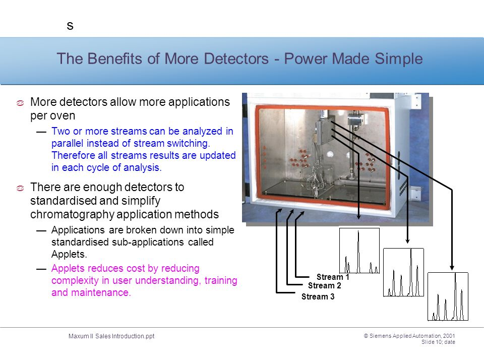 The Benefits of More Detectors - Power Made Simple