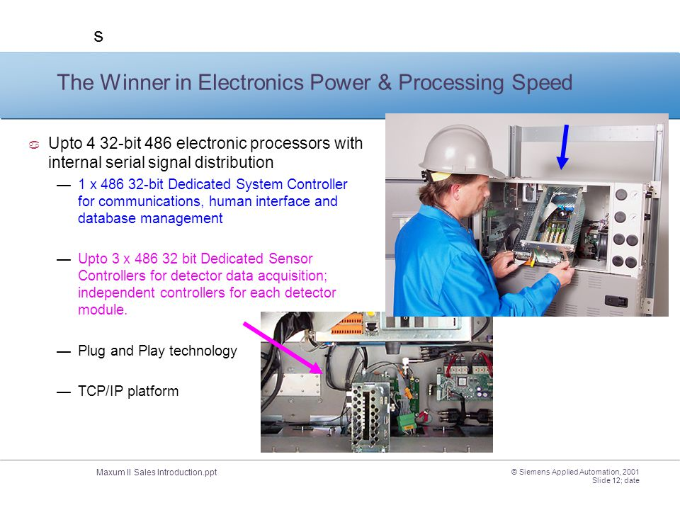 The Winner in Electronics Power & Processing Speed