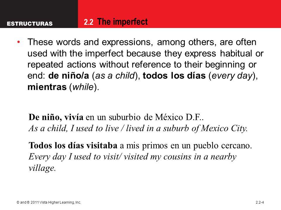 De niño, vivía en un suburbio de México D.F..