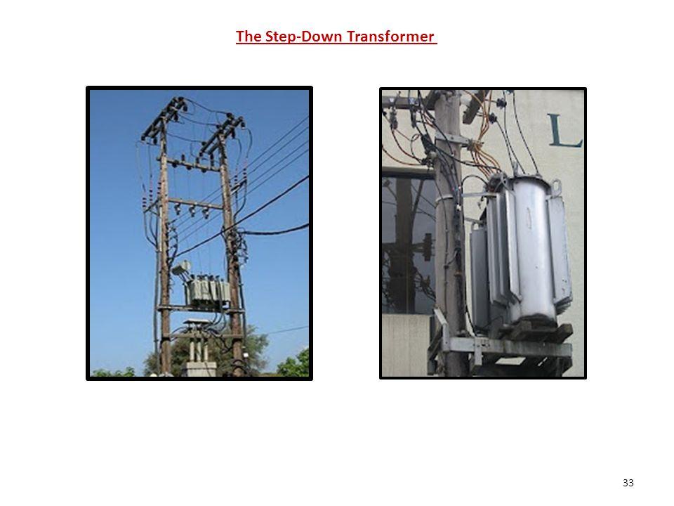 The Step-Down Transformer