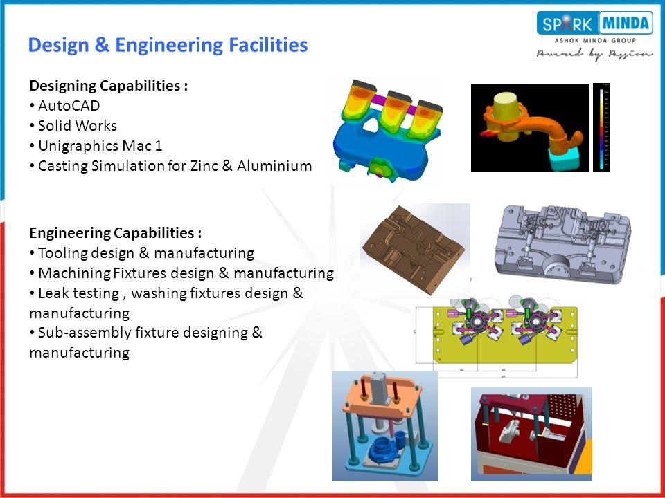 Design & Engineering Facilities