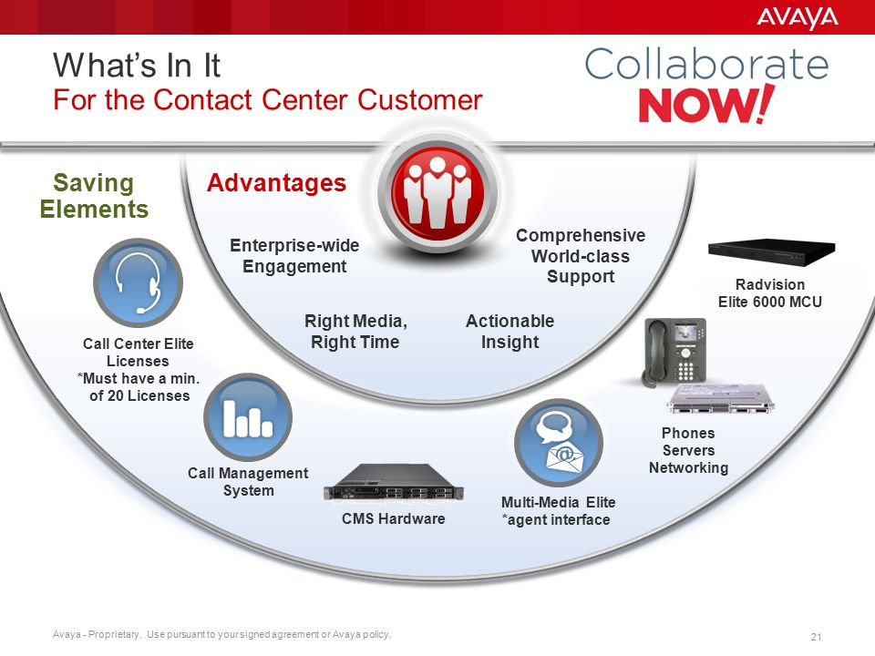 What's In It For the Contact Center Customer