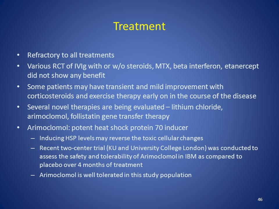 Treatment Refractory to all treatments