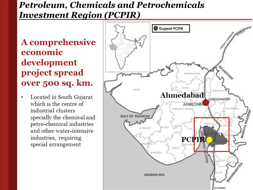 Petroleum, Chemicals and Petrochemicals Investment Region (PCPIR)