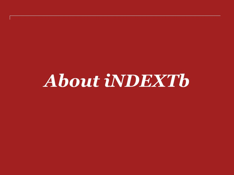 About iNDEXTb