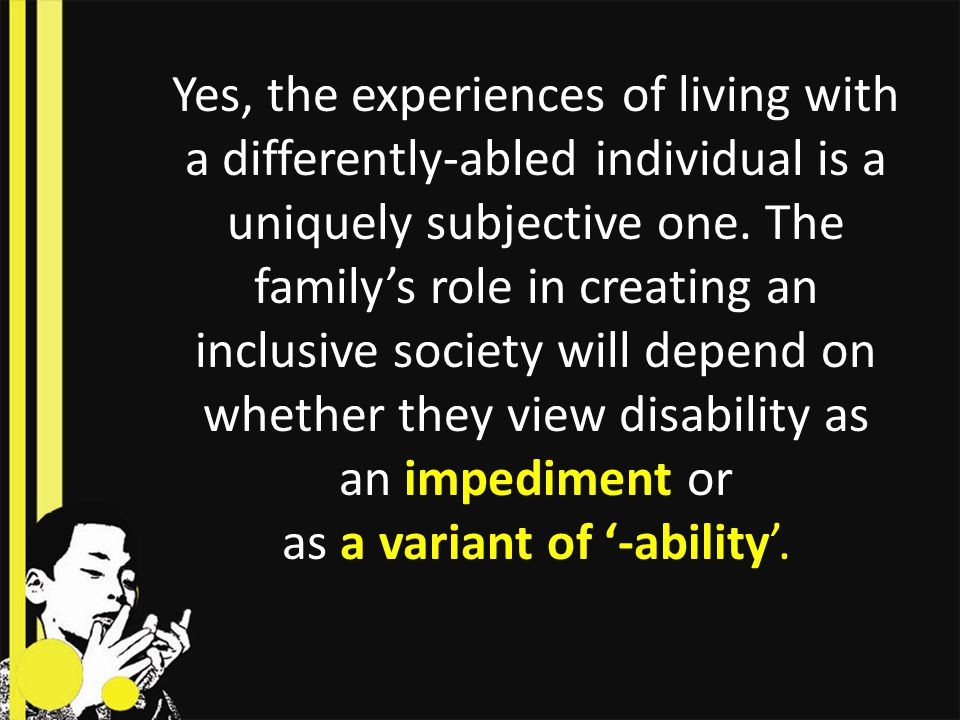 as a variant of '-ability'.