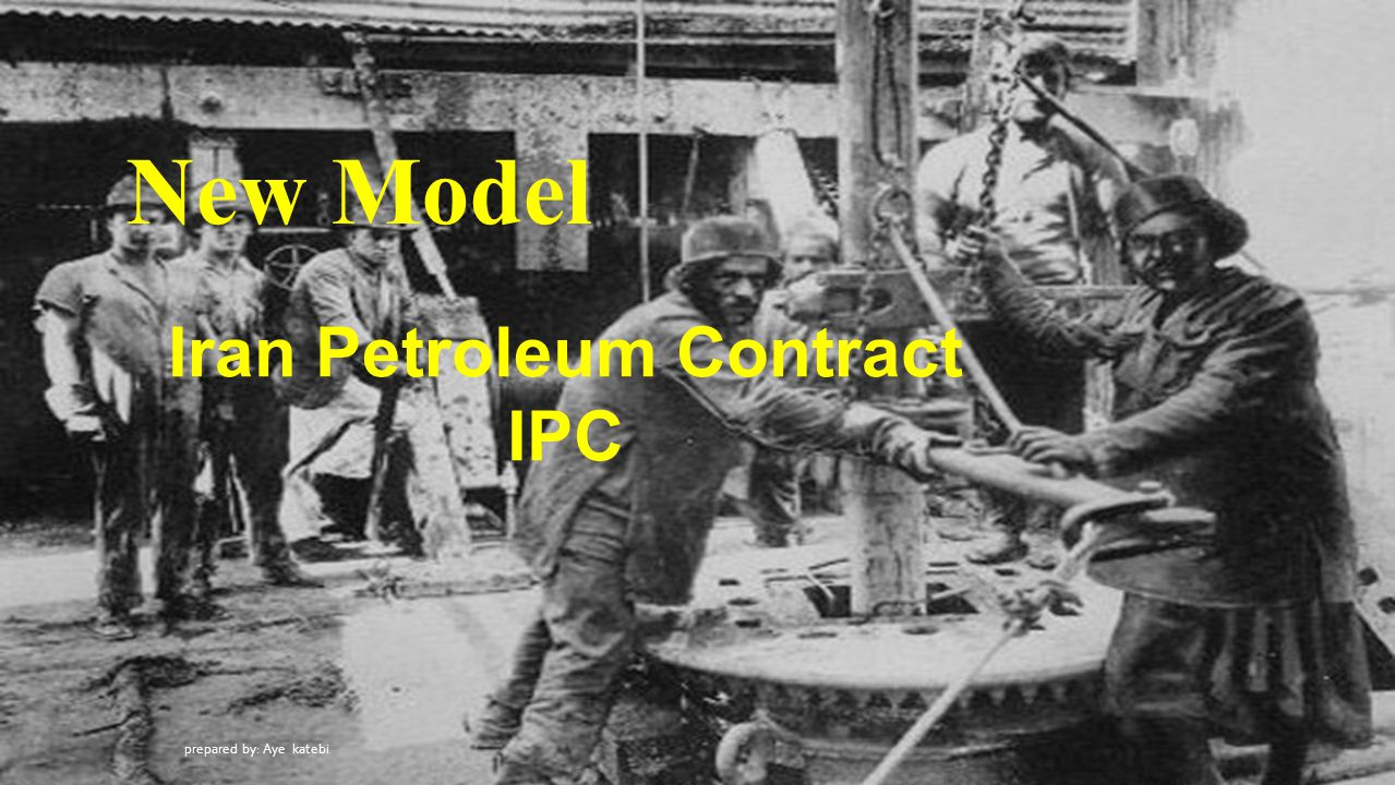 Iran Petroleum Contract