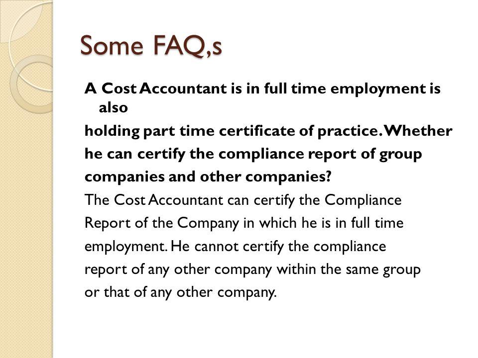 Some FAQ,s