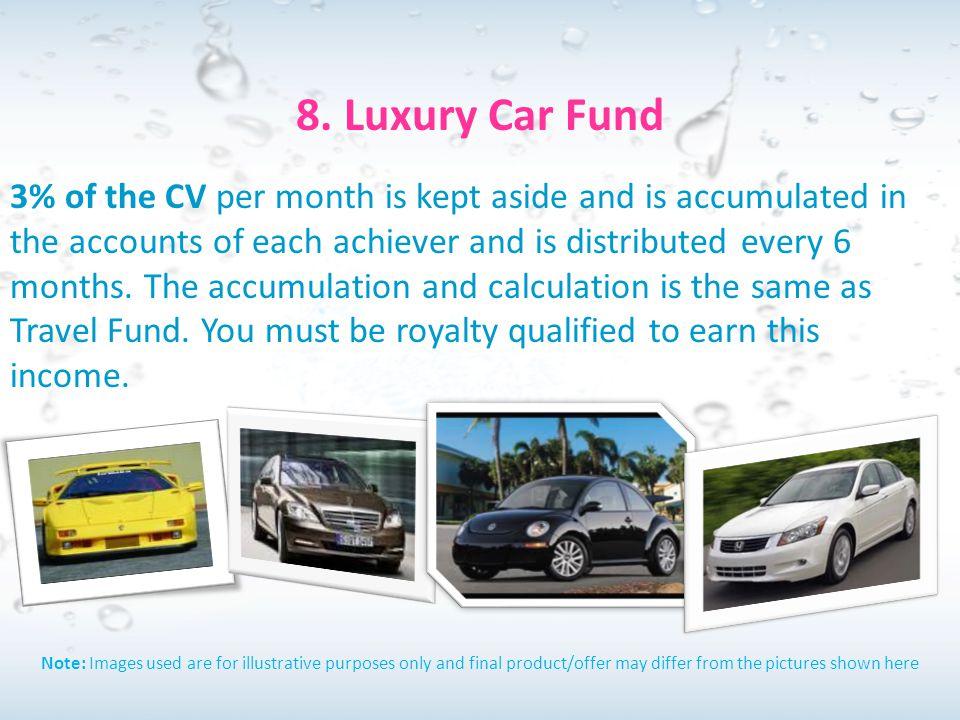 8. Luxury Car Fund