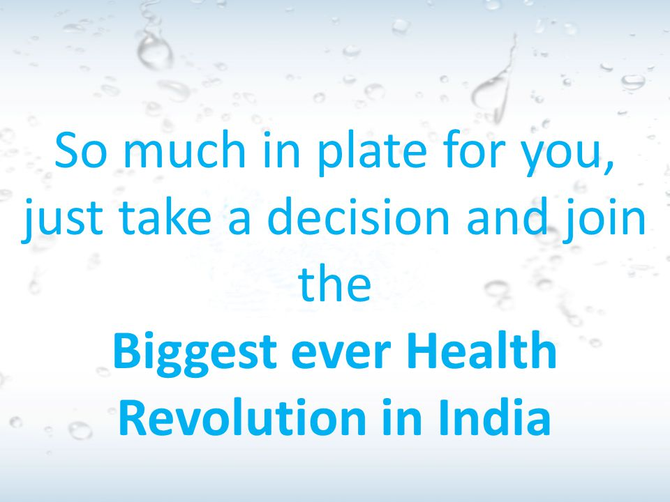 Biggest ever Health Revolution in India
