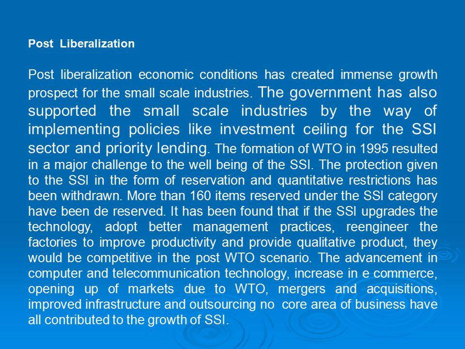 Post Liberalization
