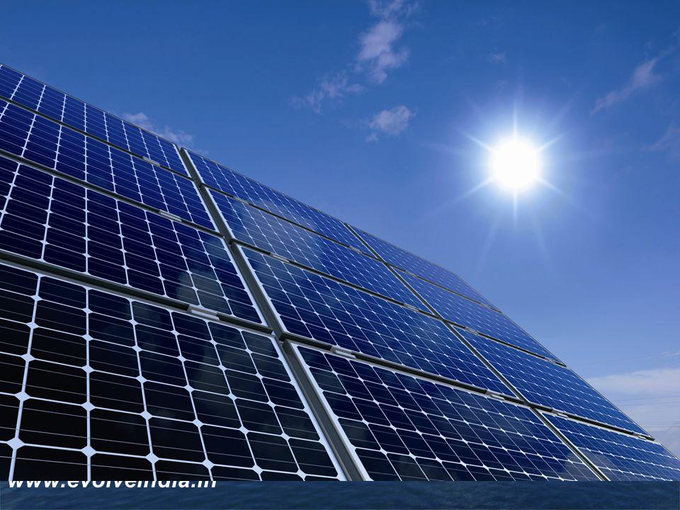 EVOLVE INDIA SOLAR SOLAR FINANCE SOLAR B. O. O