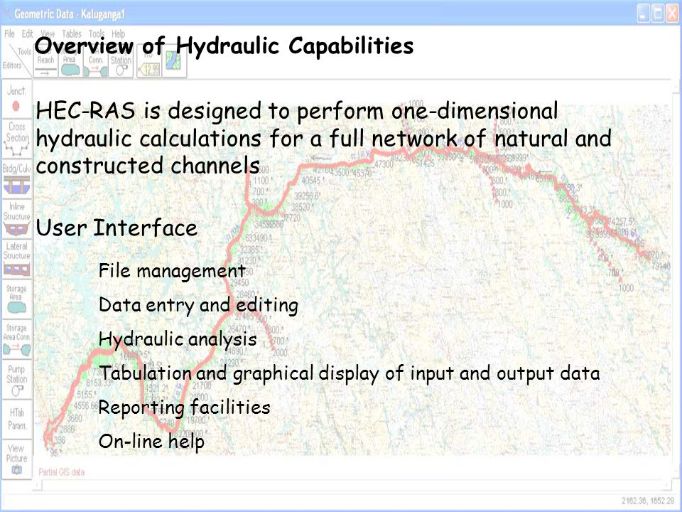 Overview of Hydraulic Capabilities