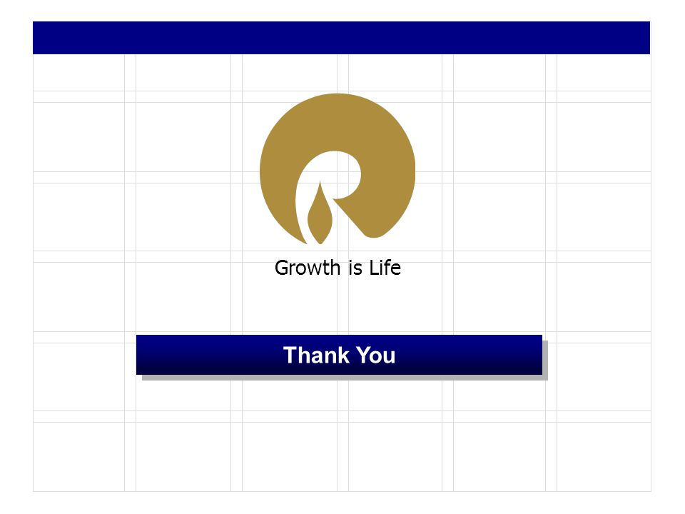 Growth is Life Thank You