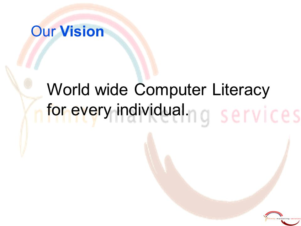 World wide Computer Literacy for every individual.