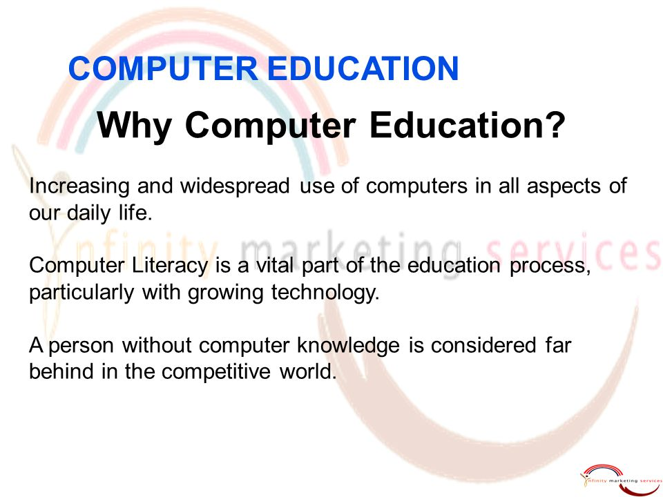 Why Computer Education