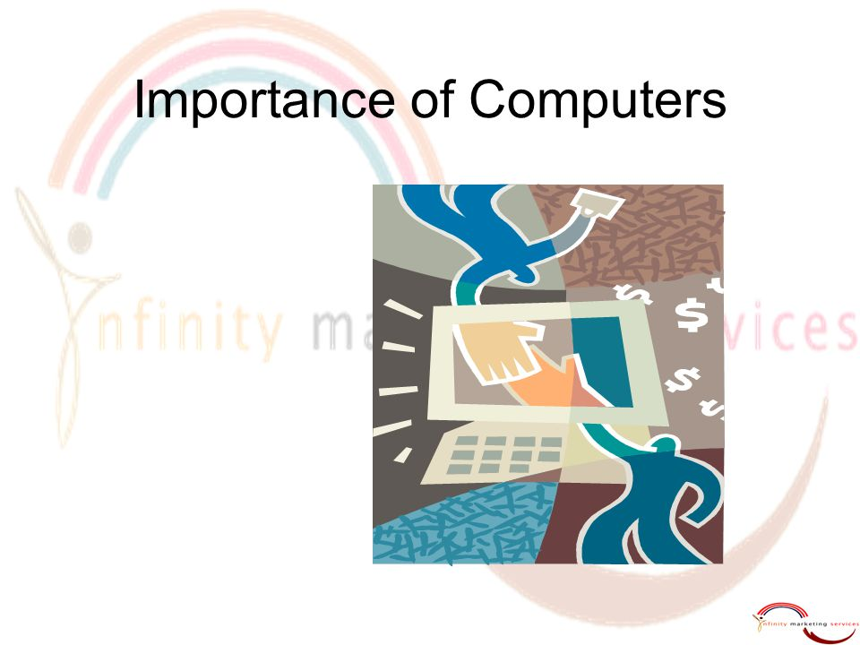 Importance of Computers