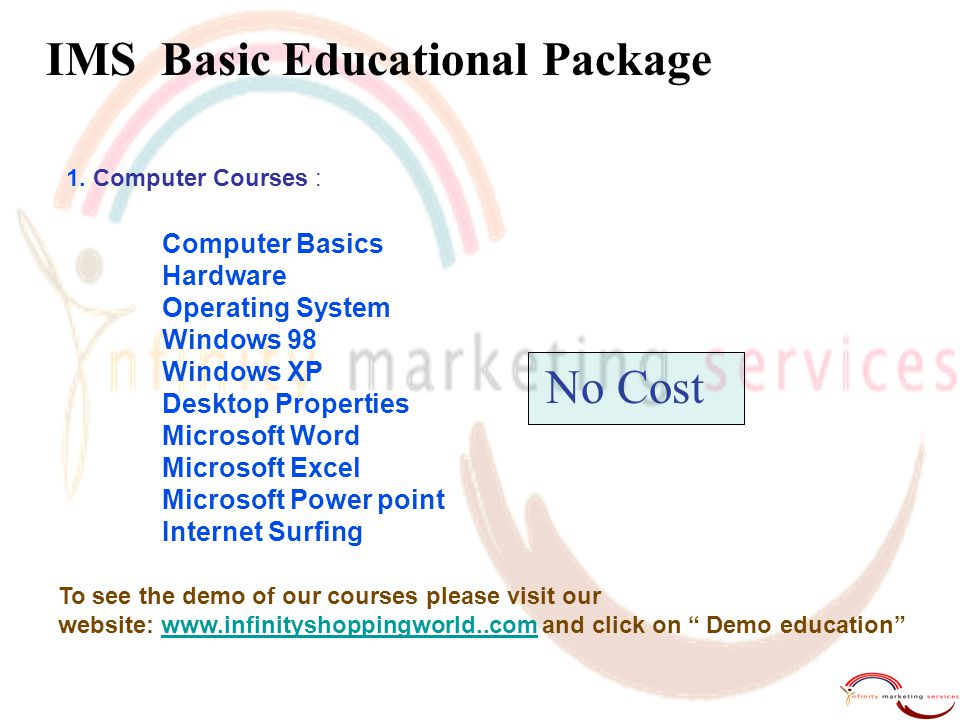 IMS Basic Educational Package