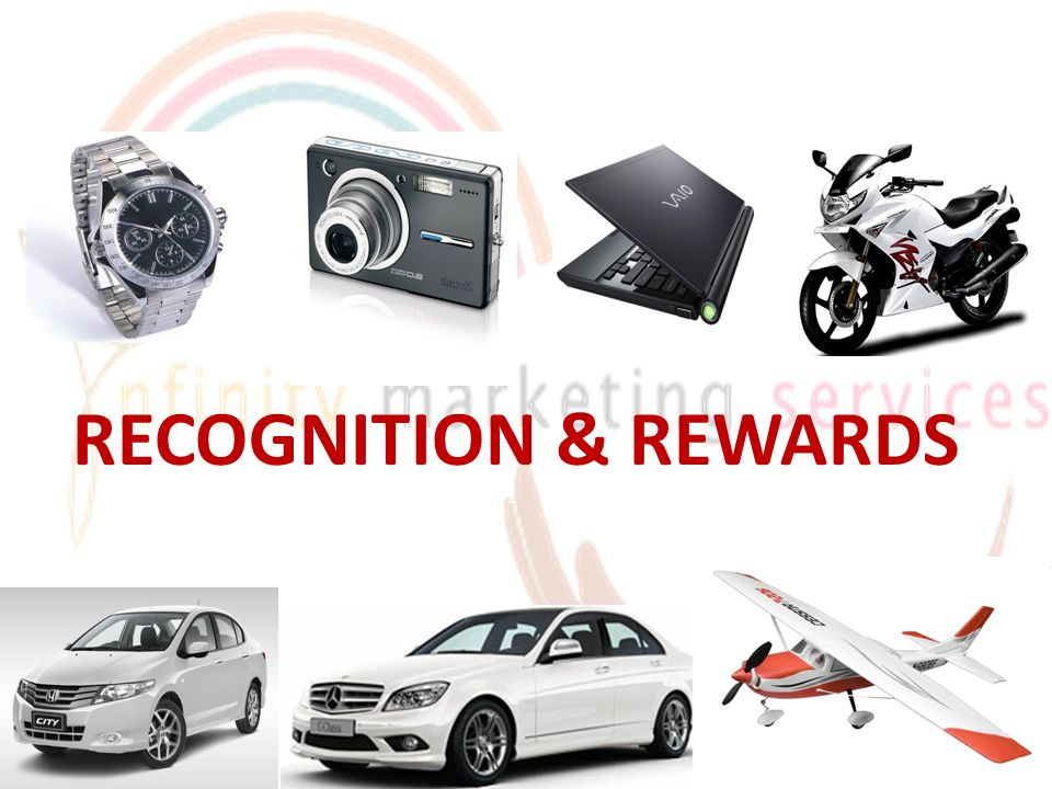 RECOGNITION & REWARDS