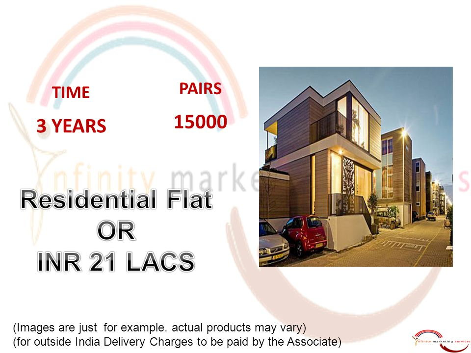 Residential Flat OR INR 21 LACS