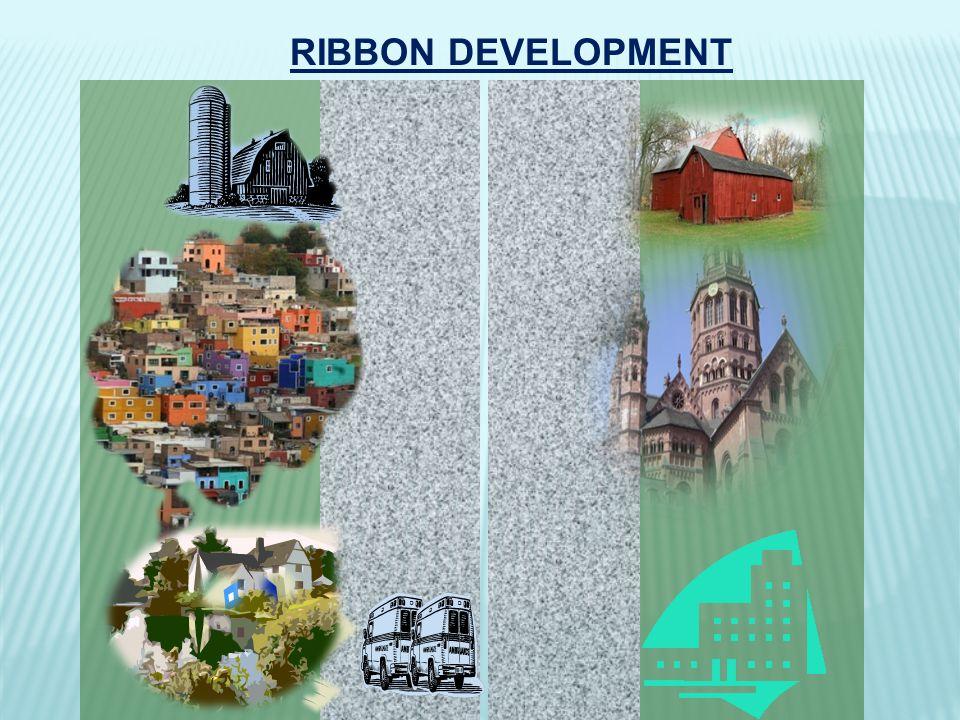 RIBBON DEVELOPMENT