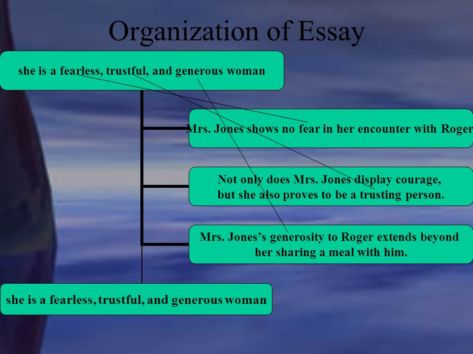 literary analysis essays ppt  she is a fearless trustful and generous w