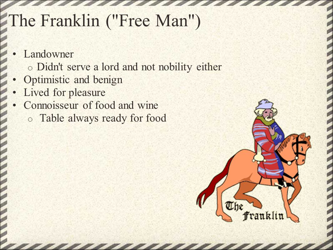The Franklin ( Free Man )