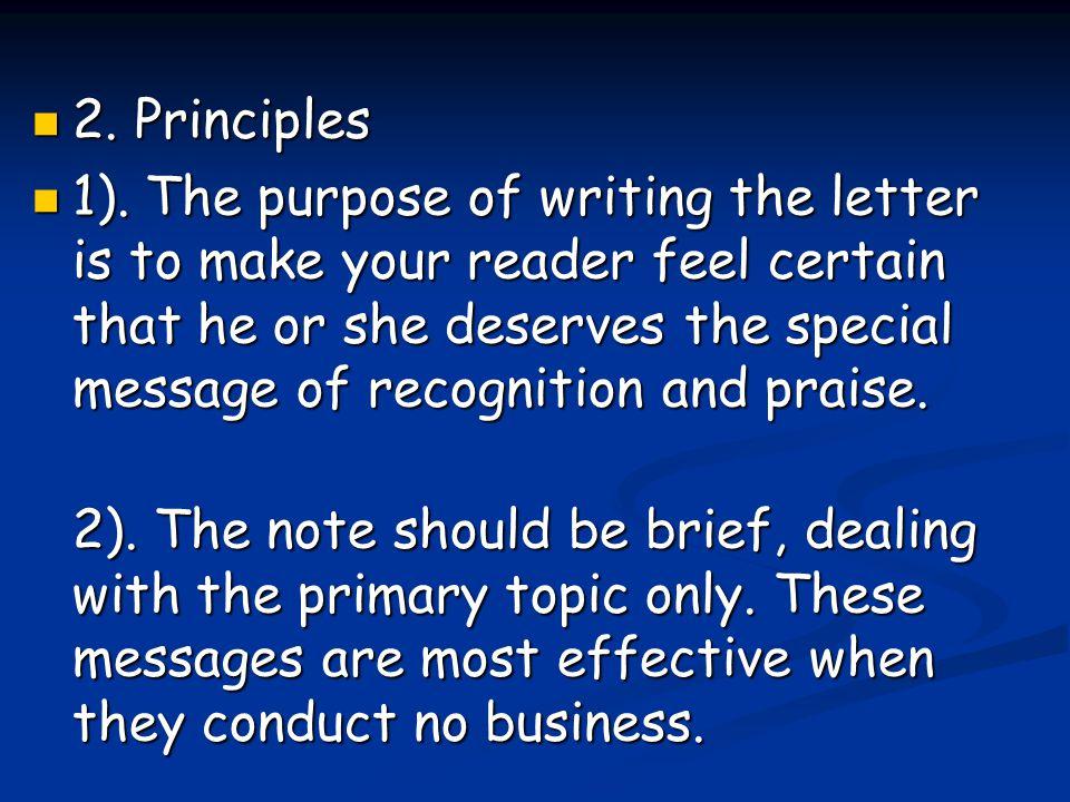 2. Principles