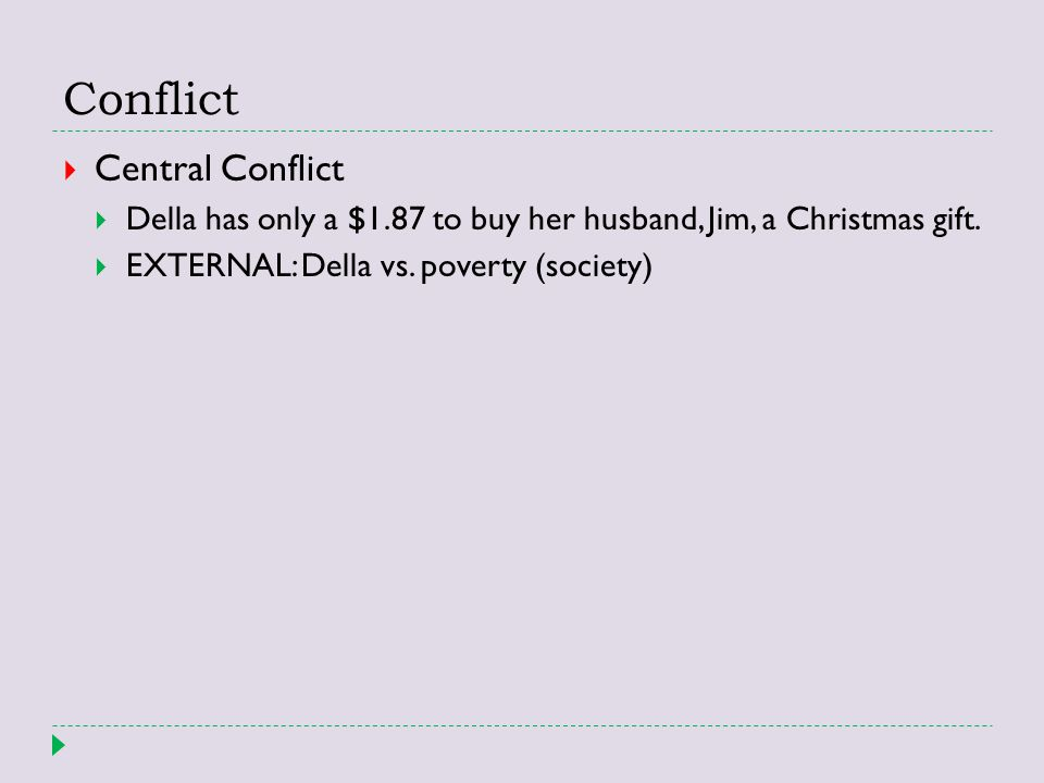 Conflict Central Conflict