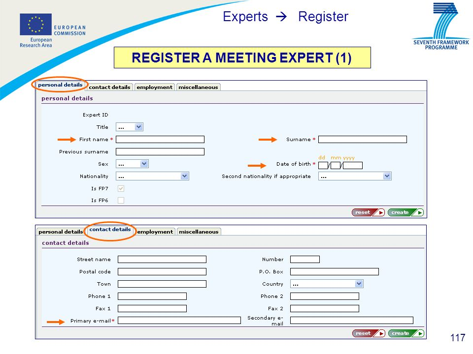 REGISTER A MEETING EXPERT (1)