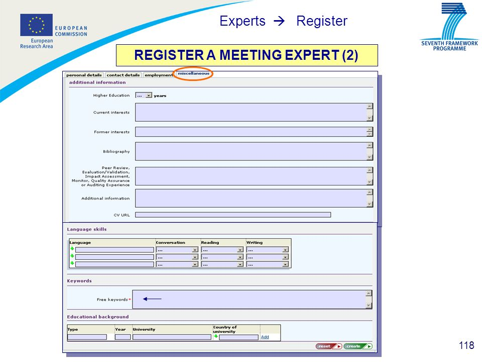 REGISTER A MEETING EXPERT (2)