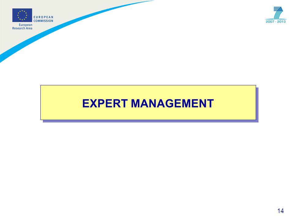 EXPERT MANAGEMENT
