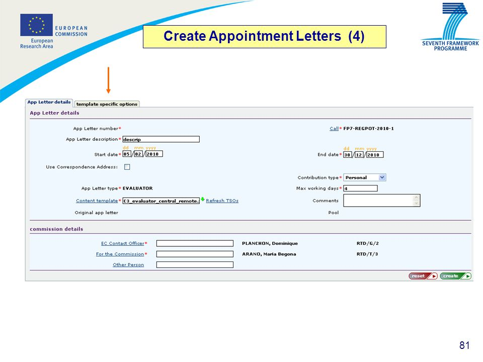 Create Appointment Letters (4)